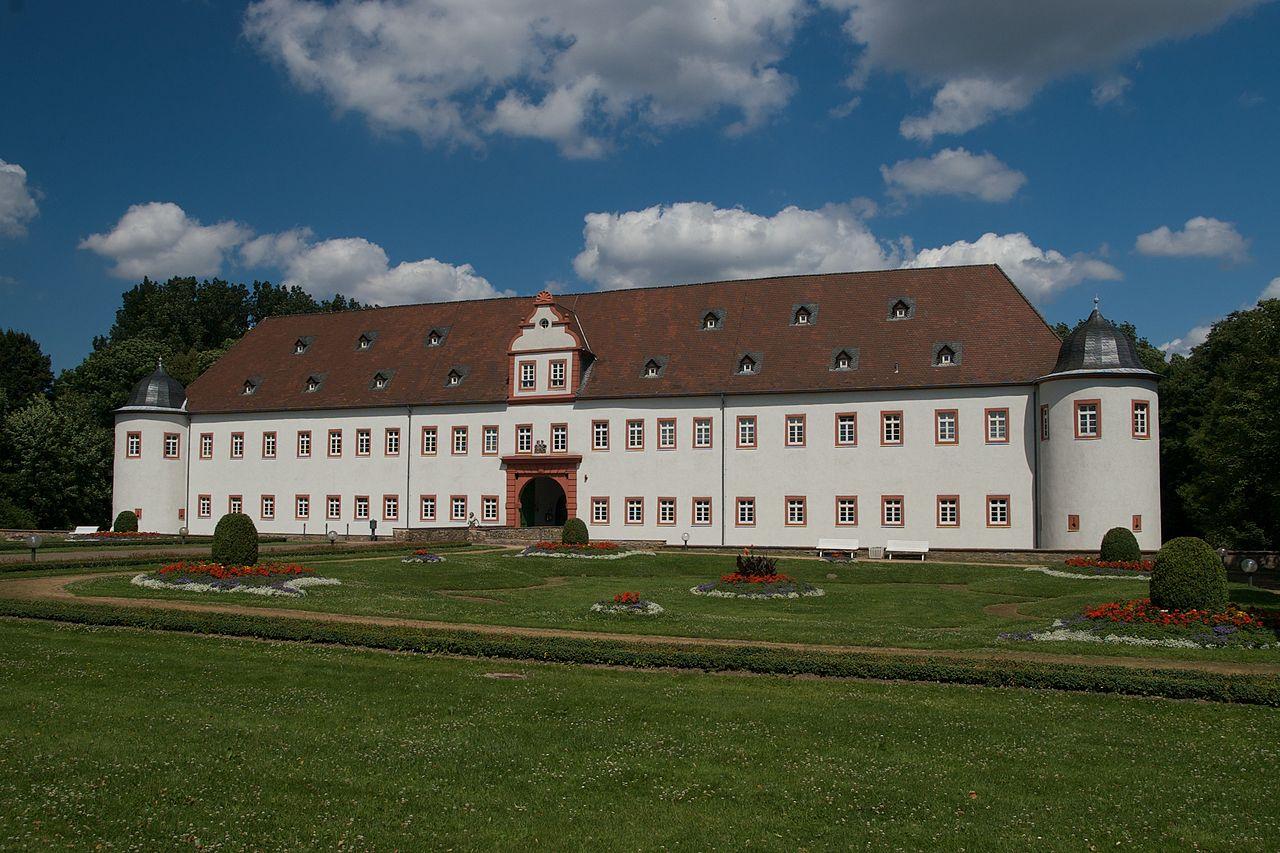 Bild Schloss Schönborn Heusenstamm