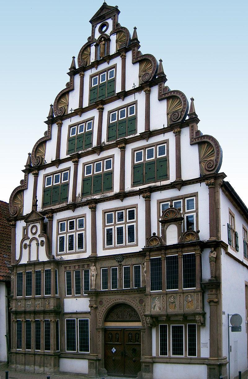 Bild Hexenbürgermeisterhaus Lemgo