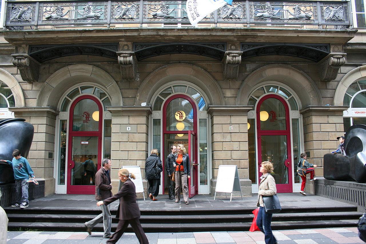 Bild Von der Heydt Kunsthalle Wuppertal Barmen