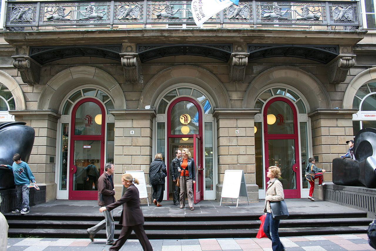 Bild Von der Heydt Museum Wuppertal