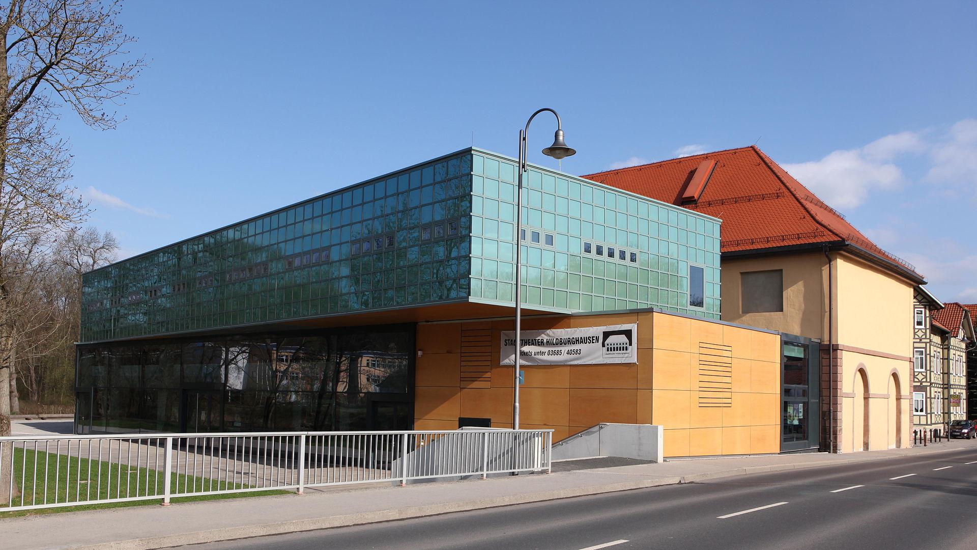 Bild Stadttheater Hildburghausen