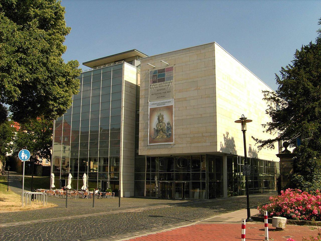 Bild Roemer und Pelizaeus Museum Hildesheim