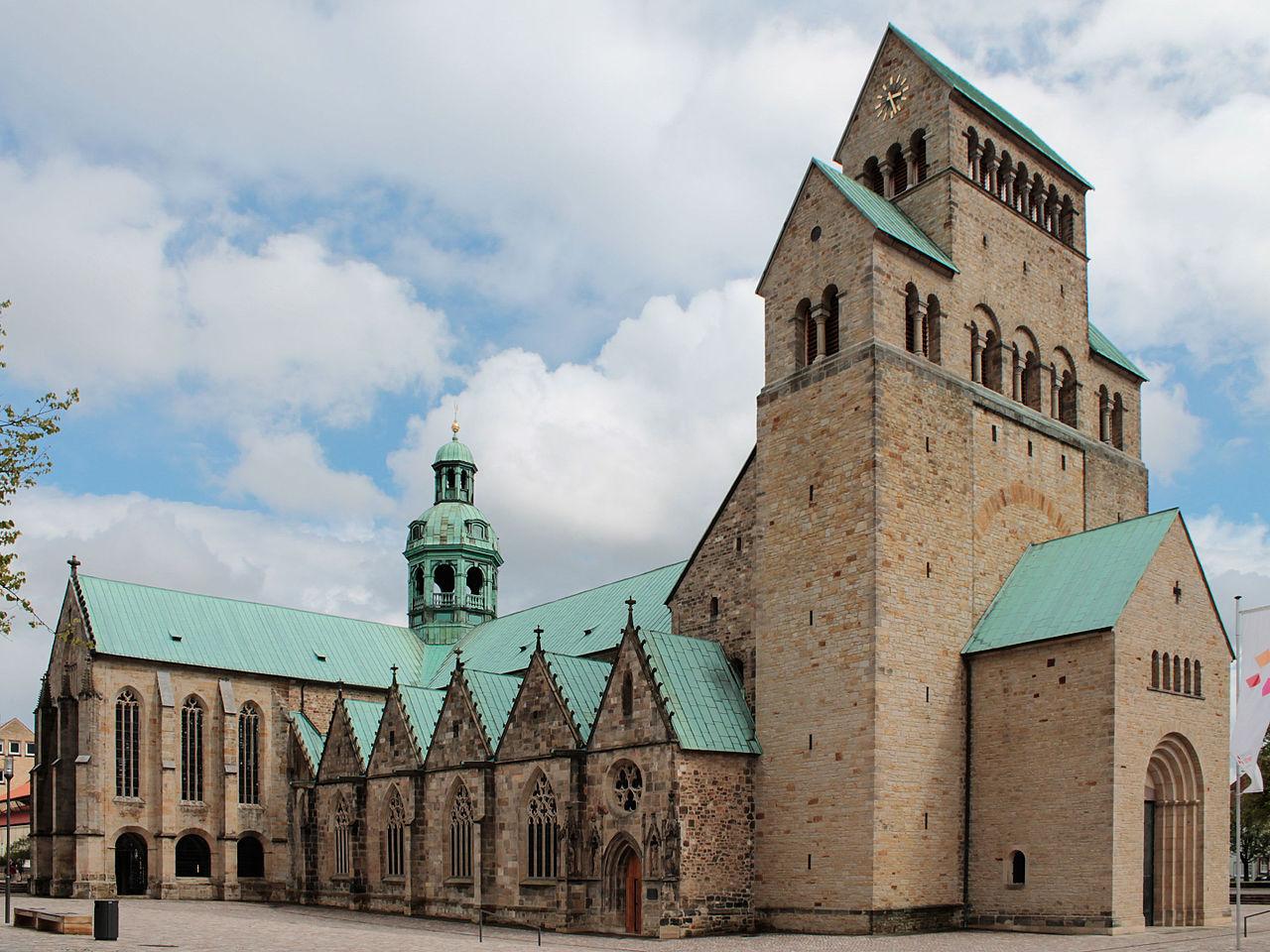 Bild Mariendom Hildesheim