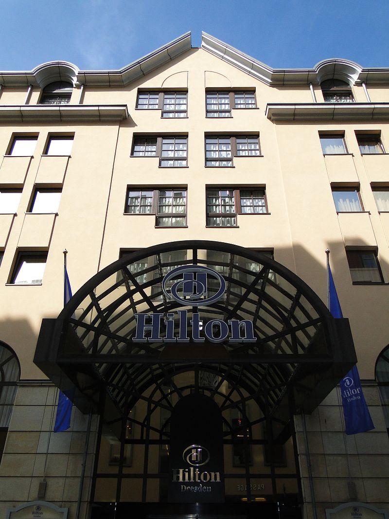Bild Hotel Dresdner Hof