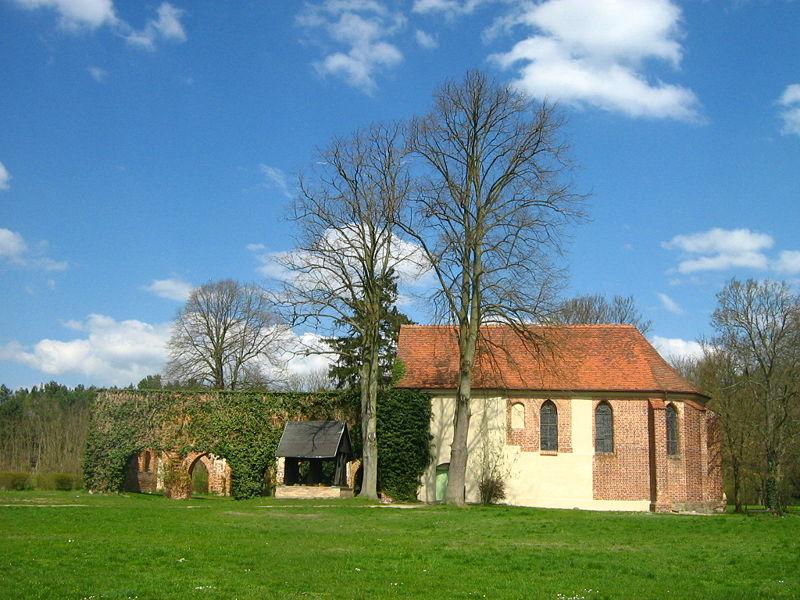 Bild Kloster Himmelpfort