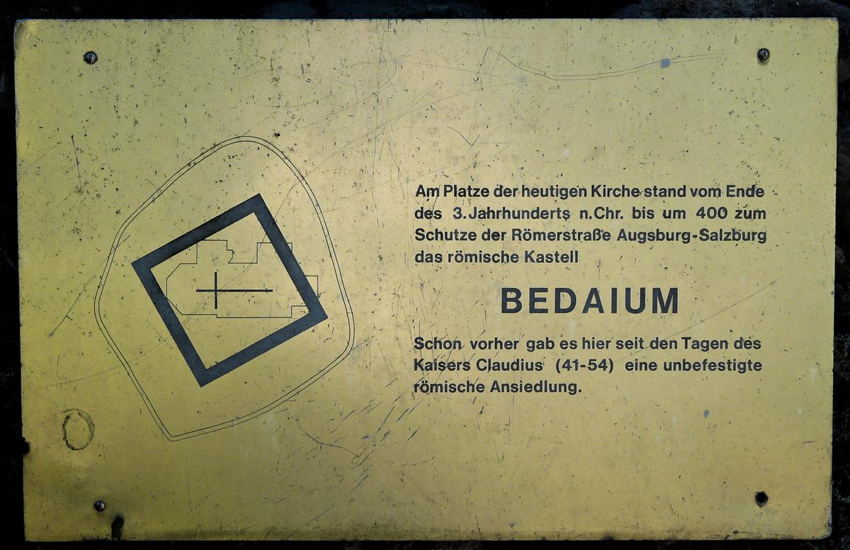 Bild Römermuseum Bedaium Seebruck am Chiemsee
