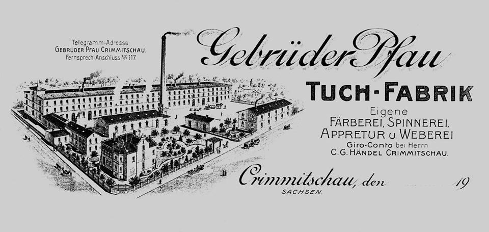 Bild Westsächsisches Textilmuseum Crimmitschau