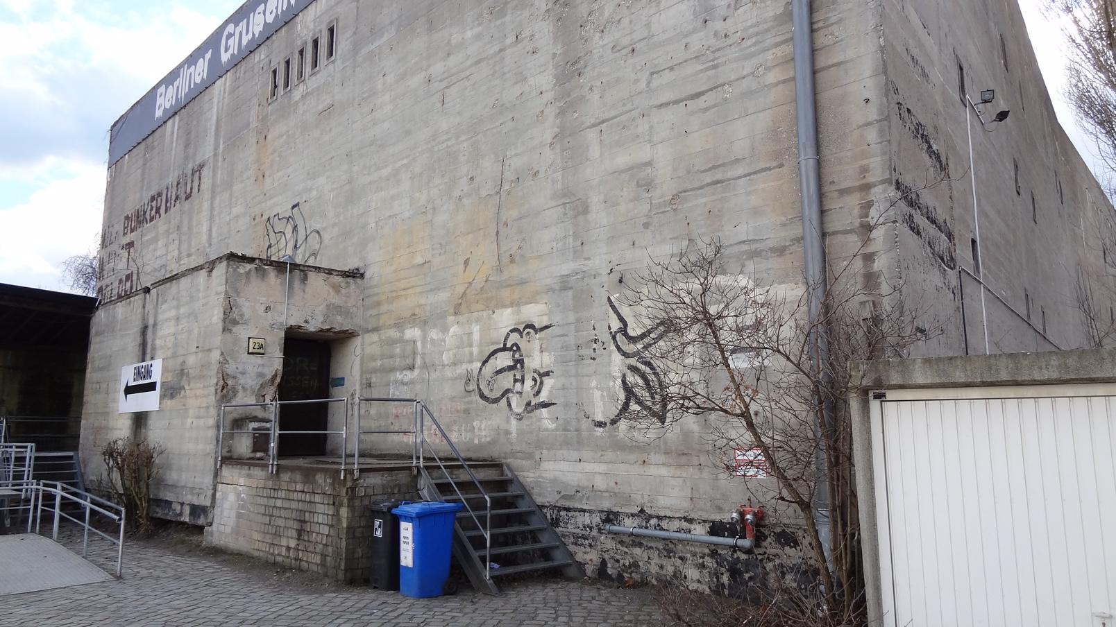 Bild Anhalter Hochbunker Berlin