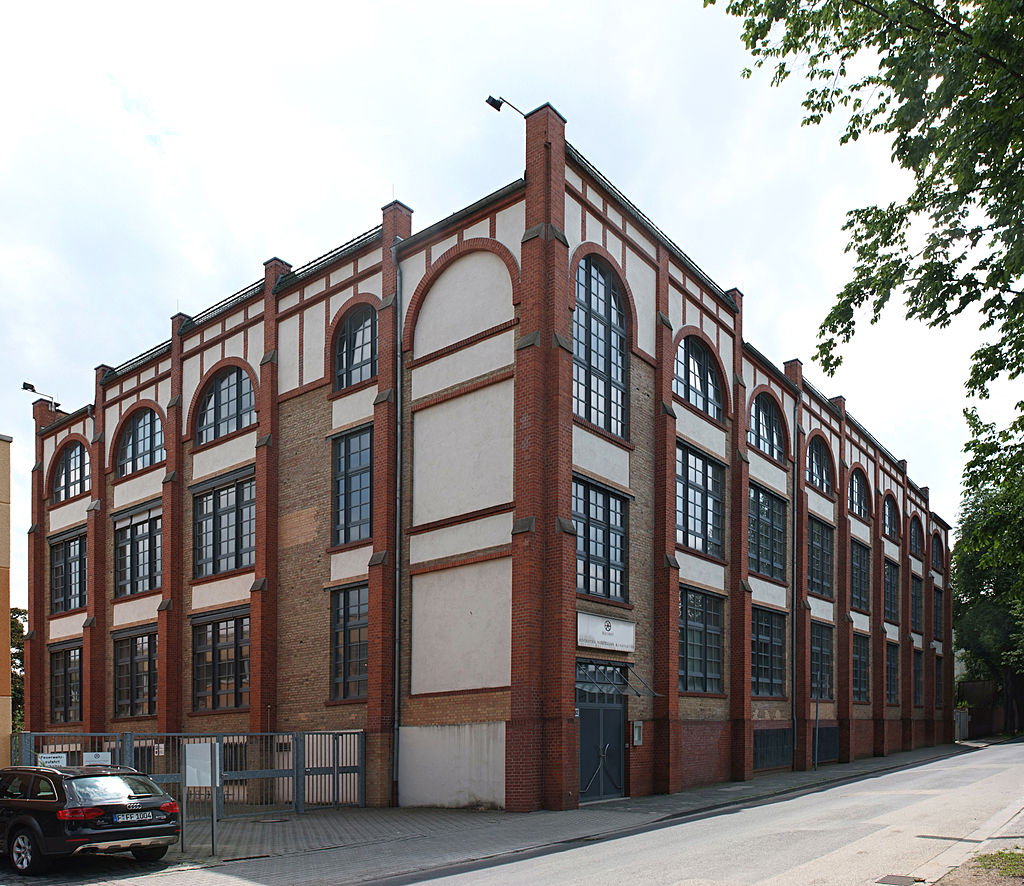 Bild Höchster Porzellan Manufaktur Frankfurt am Main