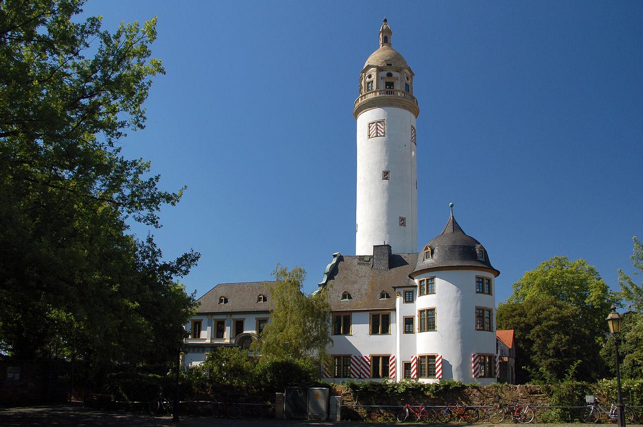 Bild Höchster Schloss Frankfurt am Main