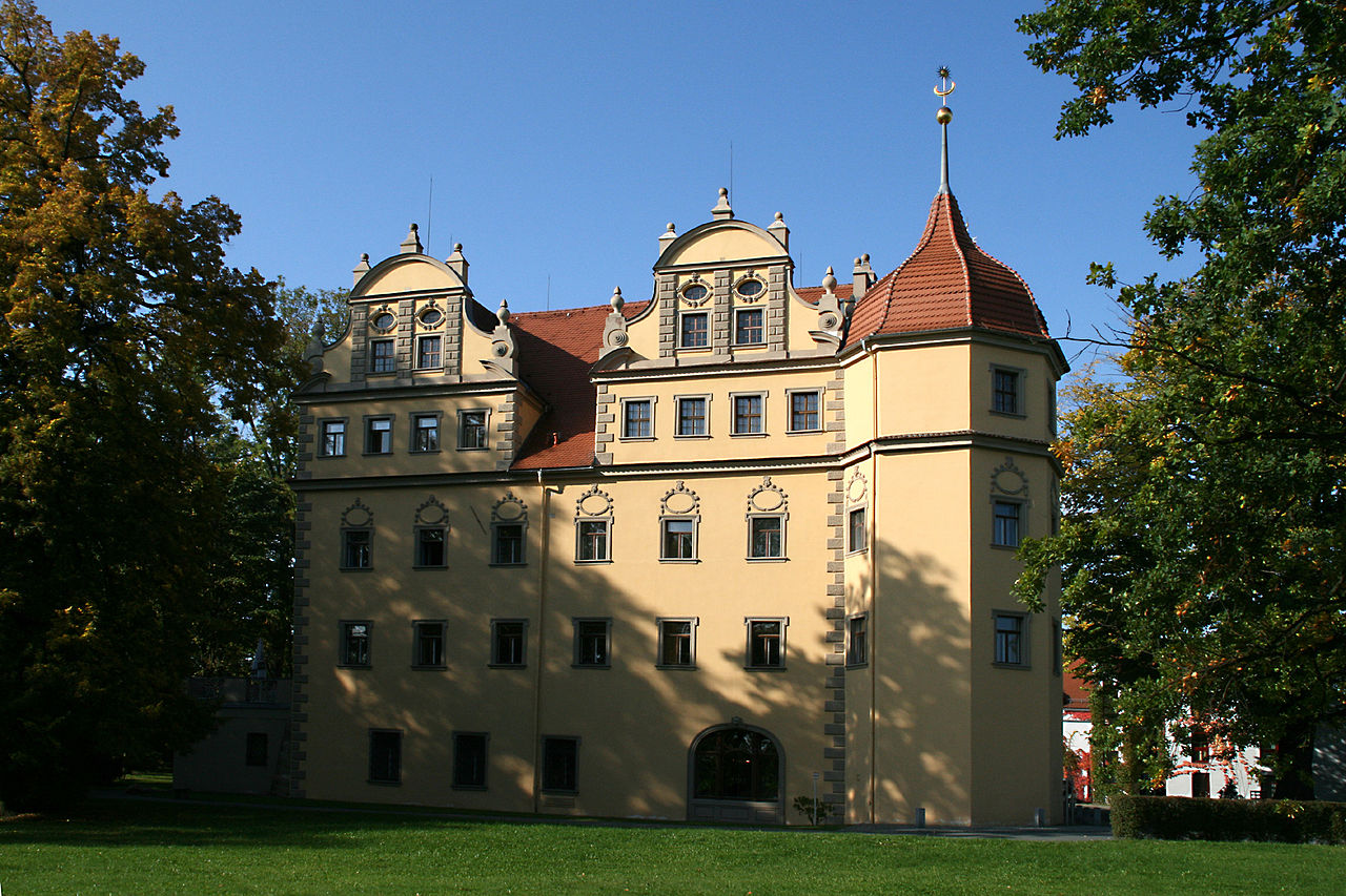 Bild Schloss Althörnitz