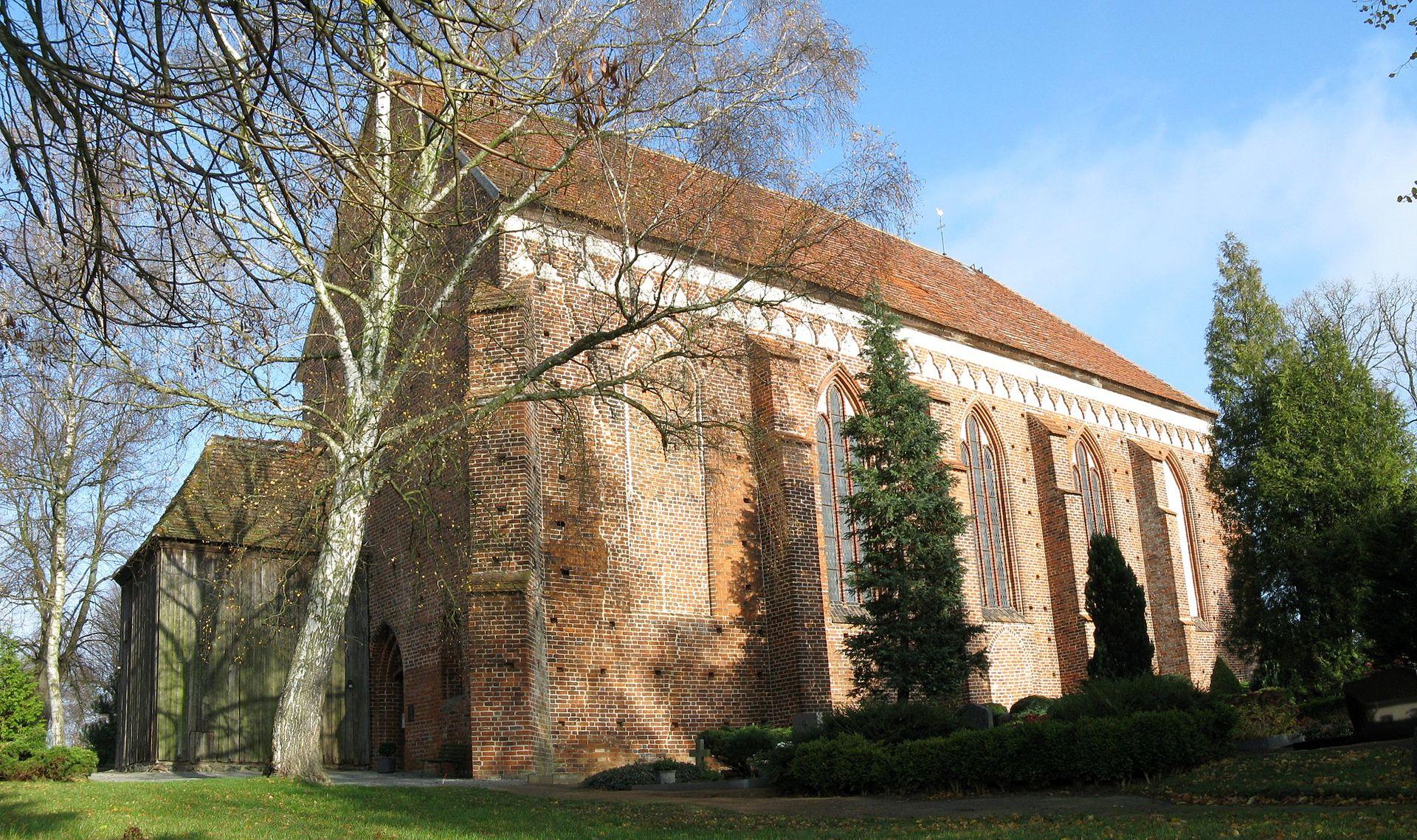 Bild Dorfkirche Hohen Viecheln