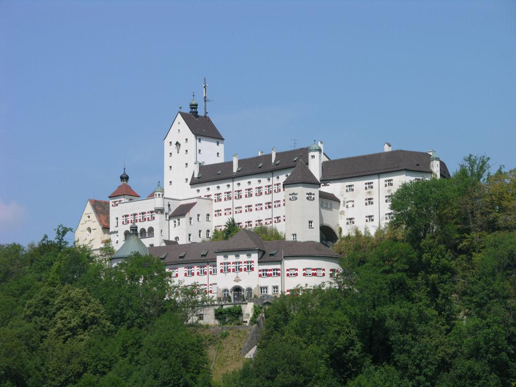 Bild Schloss Hohenaschau