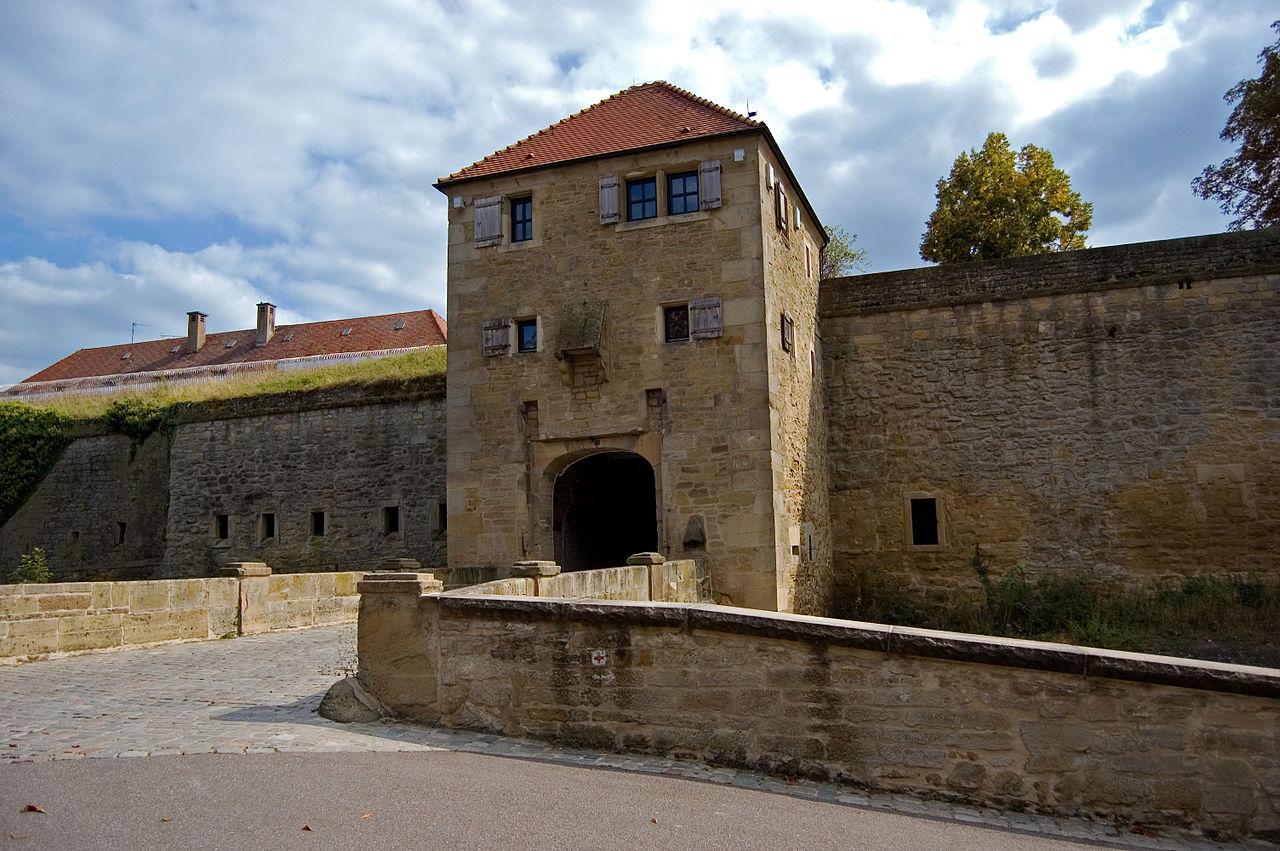 Bild Festung Hohenasperg