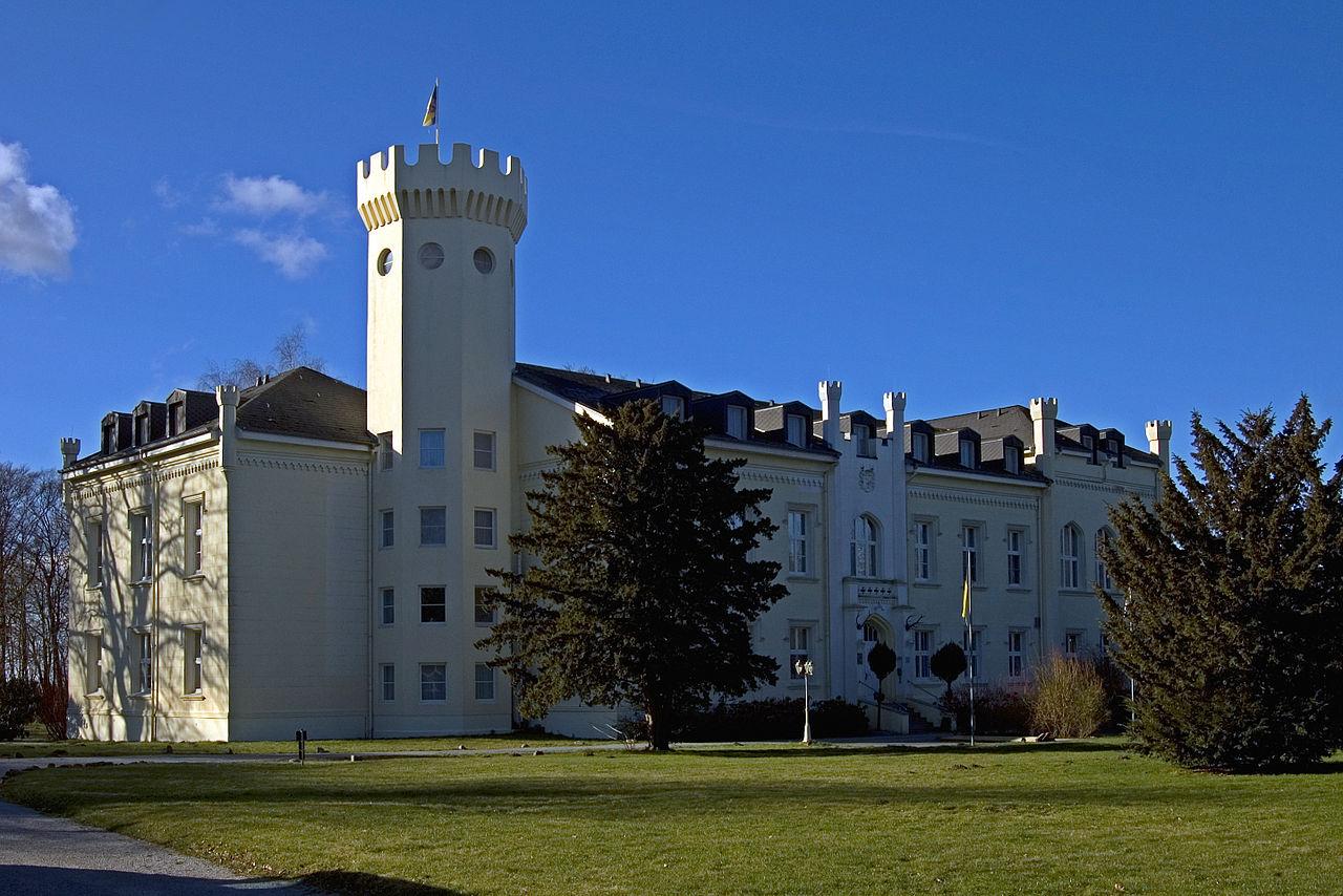 Bild Schloss Hohendorf