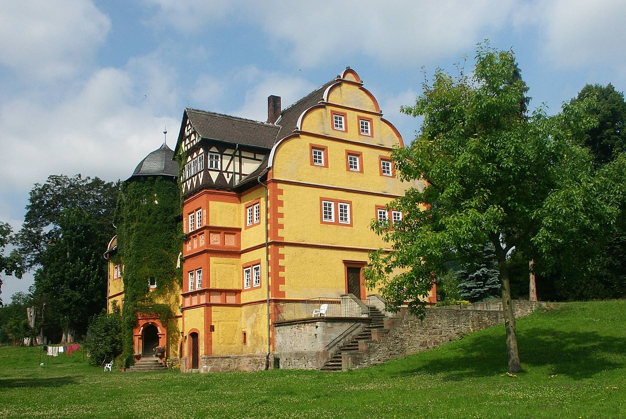Bild Geyso Schloss Mansbach
