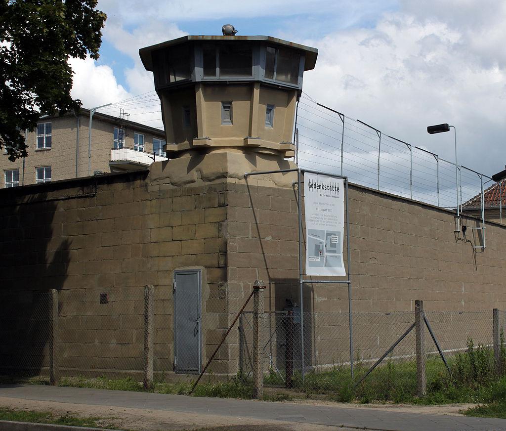 Bild Gedenkstätte Berlin Hohenschönhausen