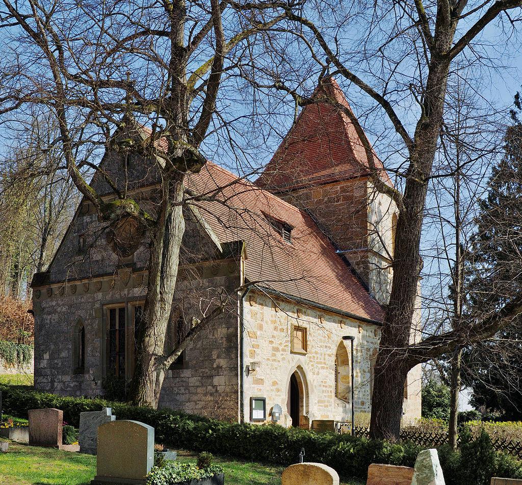 Bild Barbarossakirche Göppingen Hohenstaufen