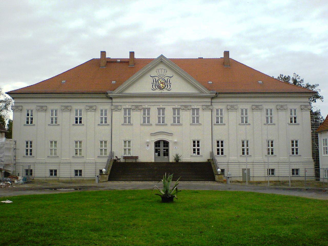 Bild Schloss Hohenzieritz