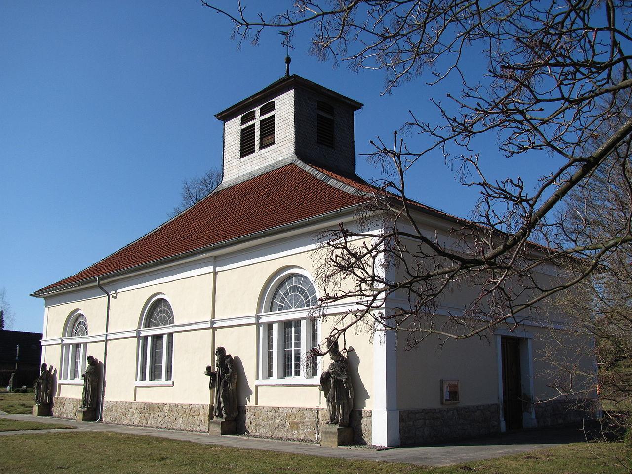 Bild St. Andreas Kirche Sottrum