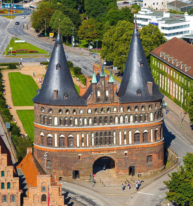 Bild Holstentor Lübeck