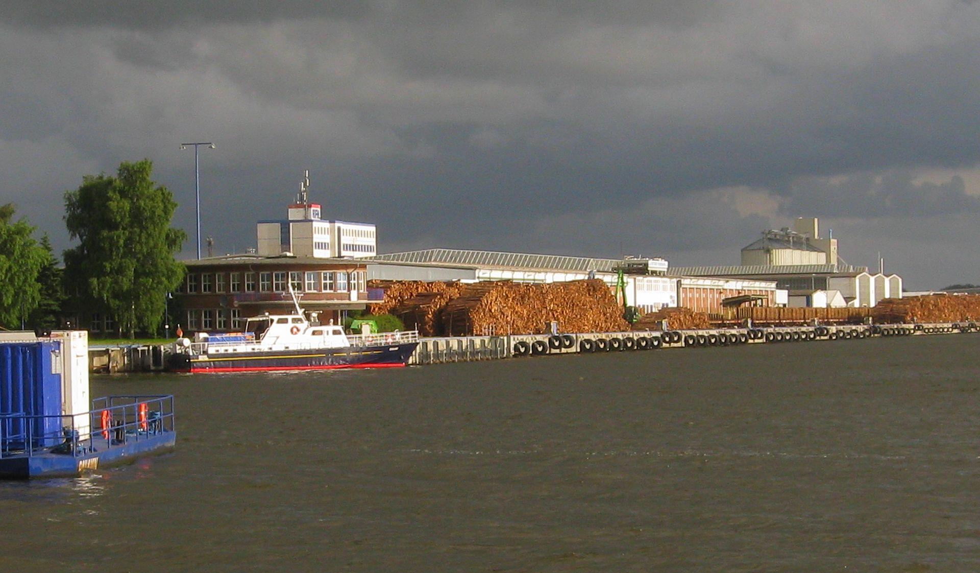 Bild Hafenrundfahrt Rostock