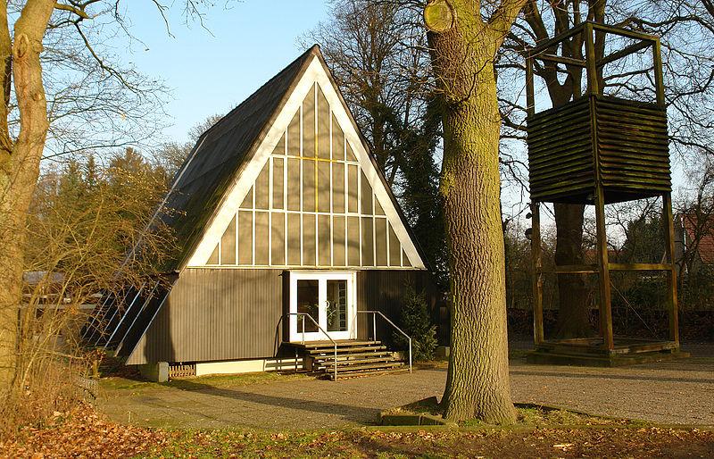 Bild Schönebecker Holzkirche Bremen