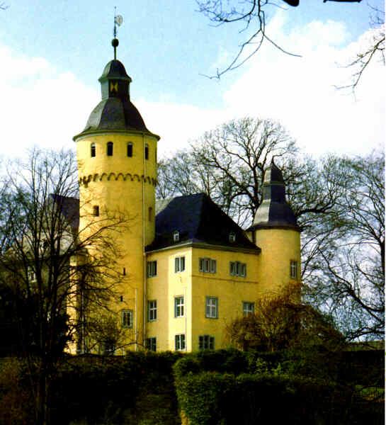 Bild Schloss Homburg Nümbrecht