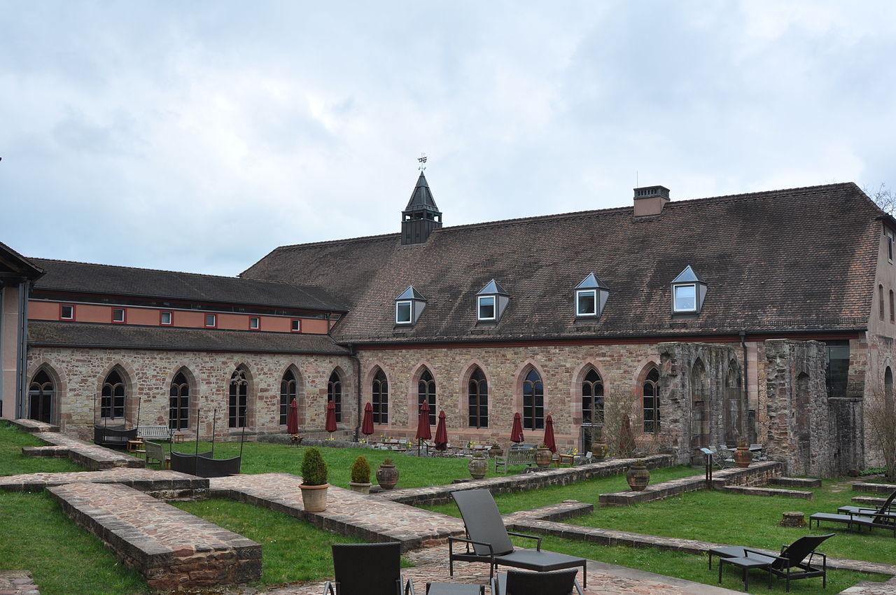 Bild Kloster Hornbach