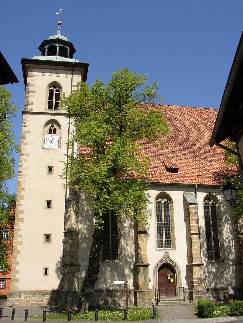 Bild Evangelische Marienkirche Hornburg