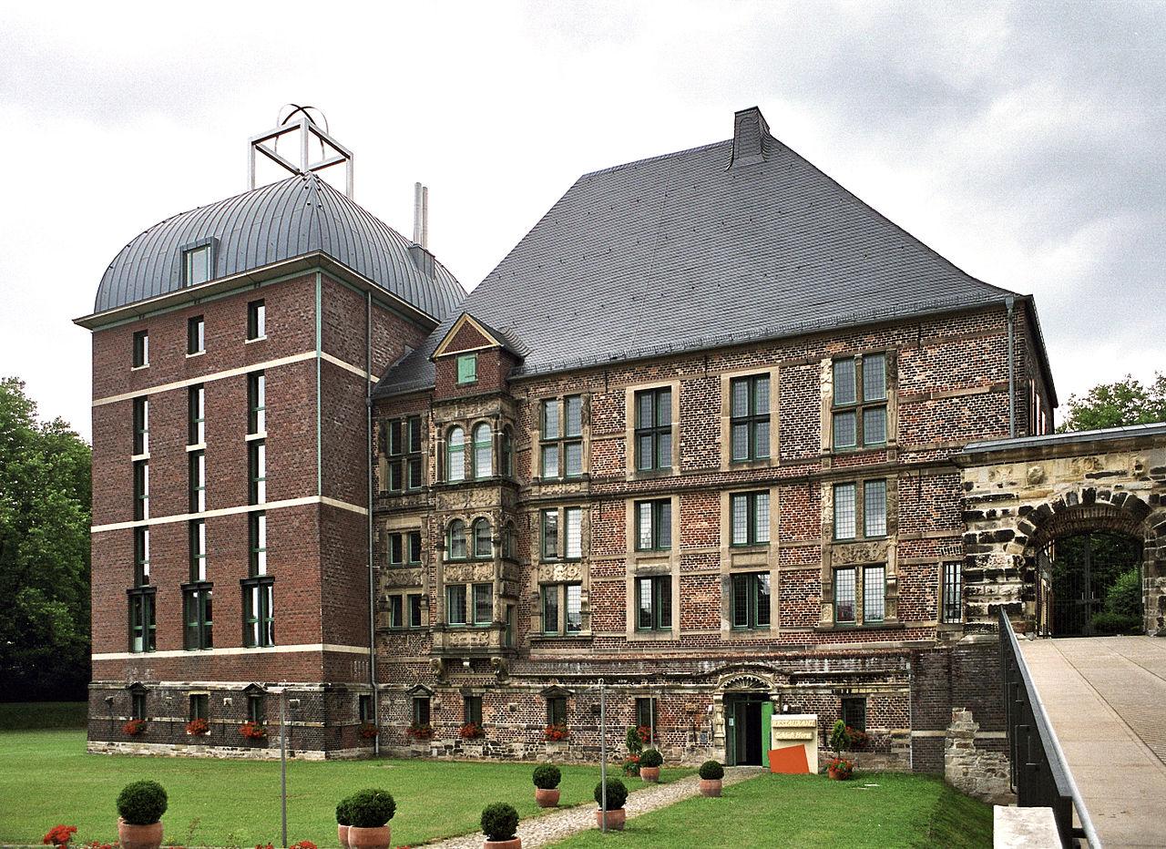 Bild Schloss Horst Gelsenkirchen