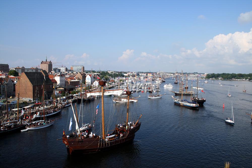Bild Hanse Sail Rostock