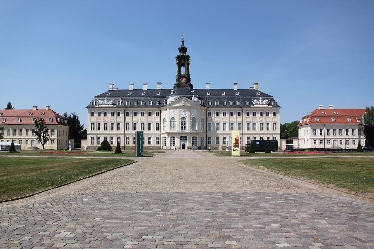 Bild Jagdschloss Hubertusburg Wermsdorf
