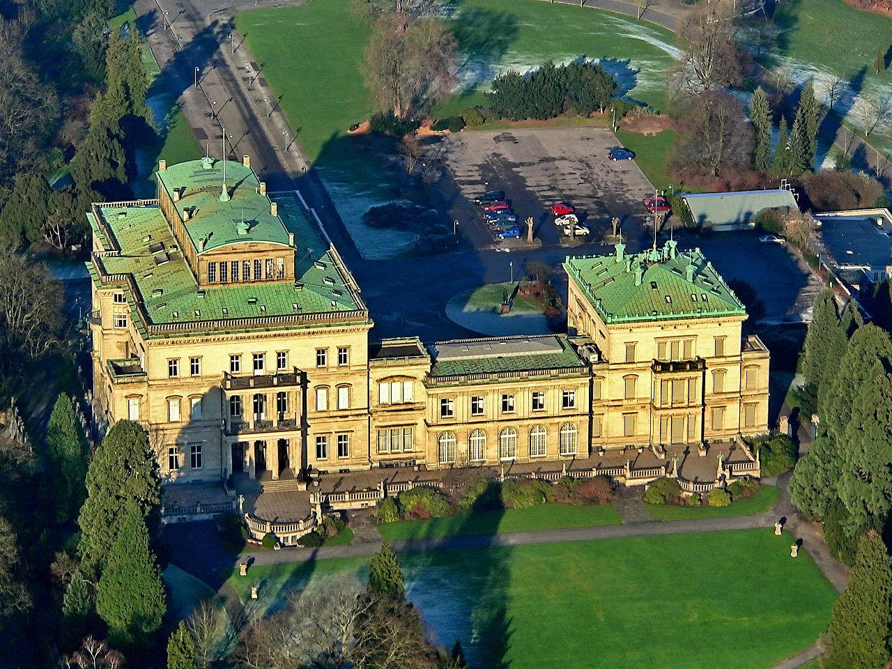 Bild Villa Hügel Essen
