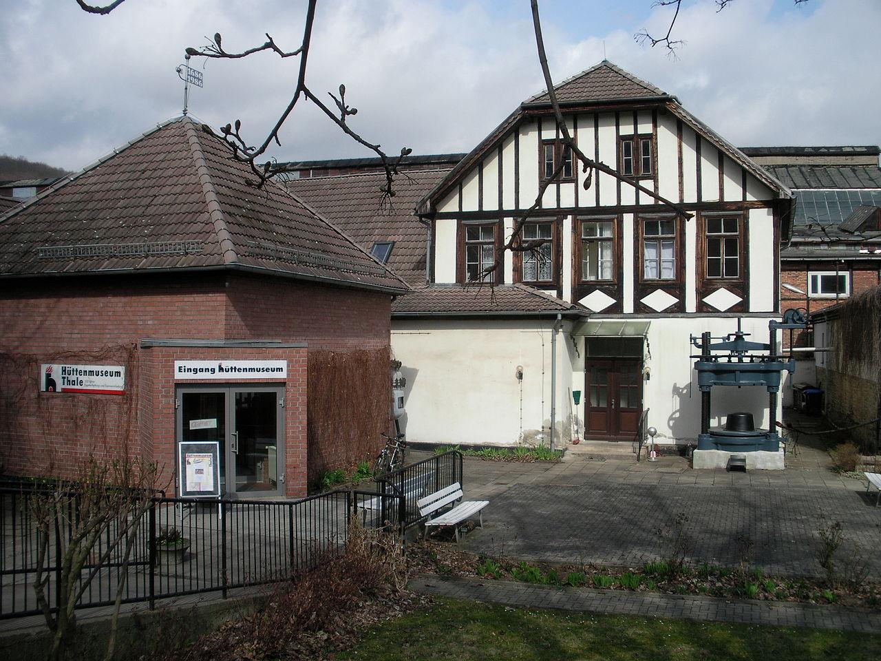 Bild Hüttenmuseum Thale