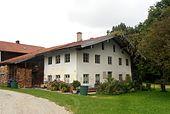 Bild Ratzinger Wohnhaus Hufschlag