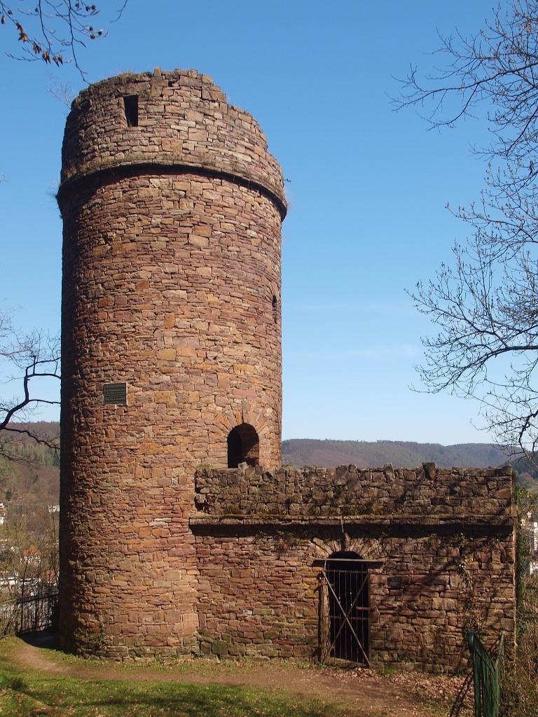 Bild Hugenottenturm Karlshafen