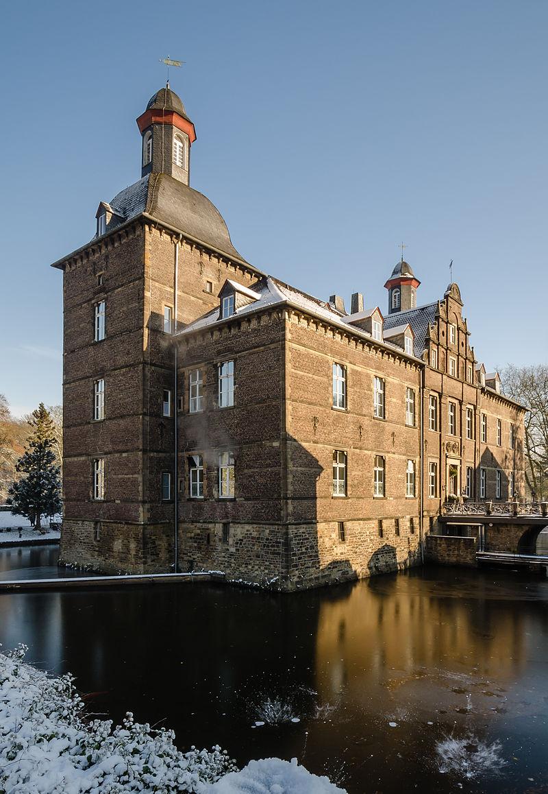Bild Schloss Hugenpoet Essen