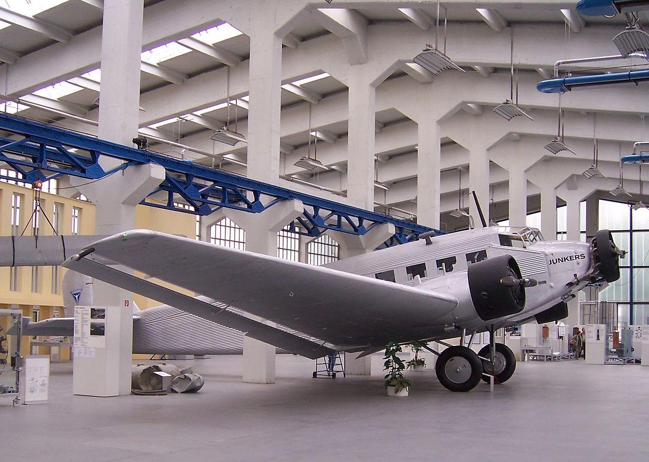 Bild Technikmuseum Hugo Junkers Dessau Roßlau