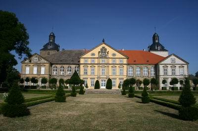 Bild Schloss Hundisburg
