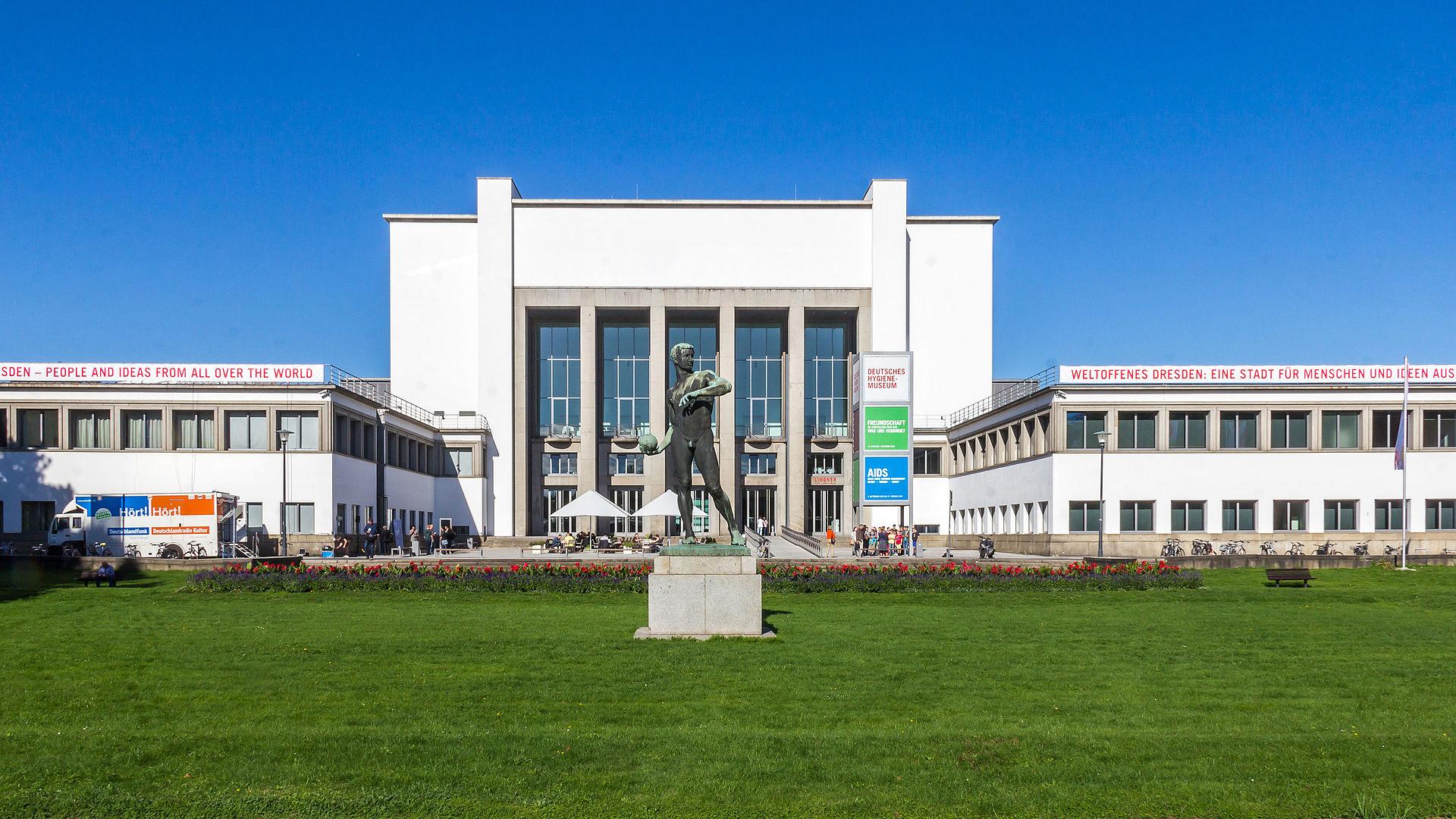 Bild Deutsches Hygiene Museum