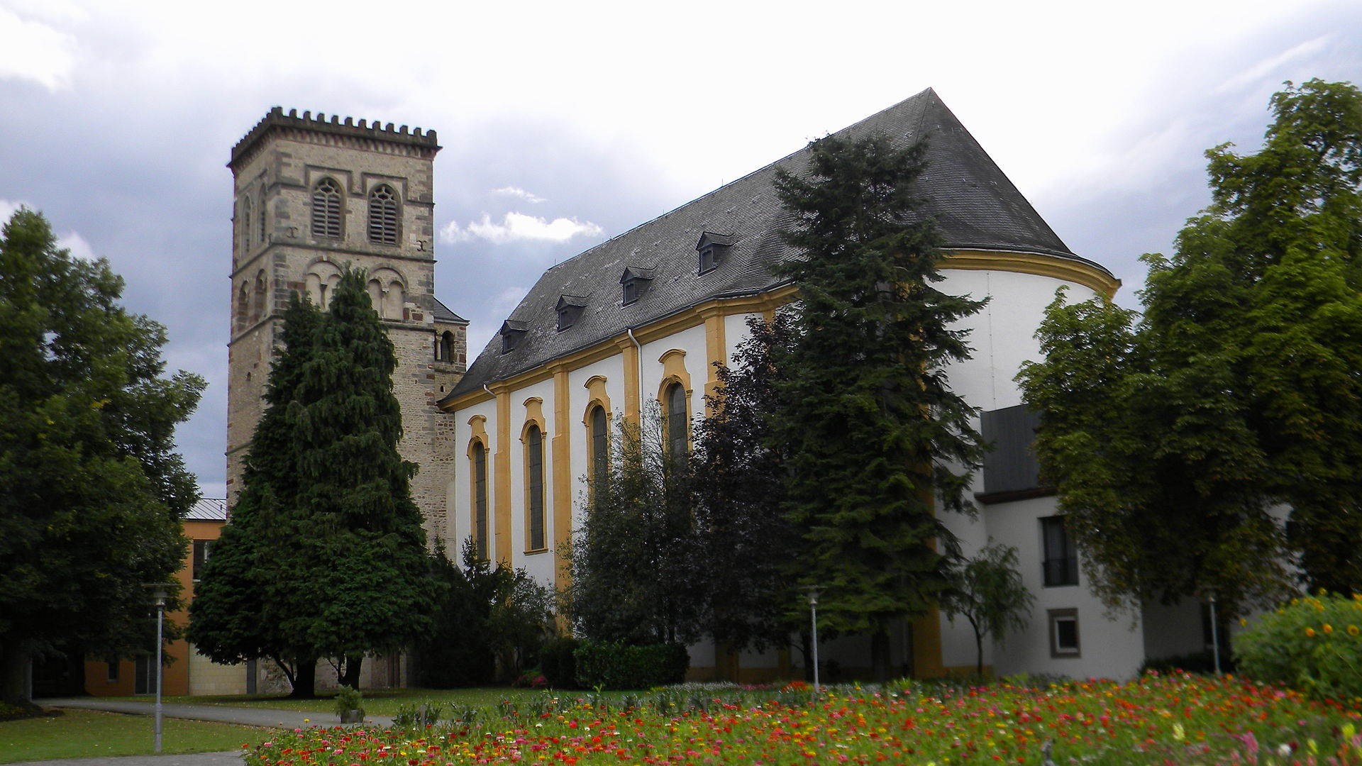 Bild Kirche St. Irminen Trier