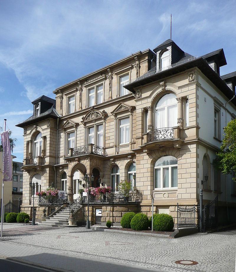 Bild Deutsches Mineralienmuseum Idar Oberstein