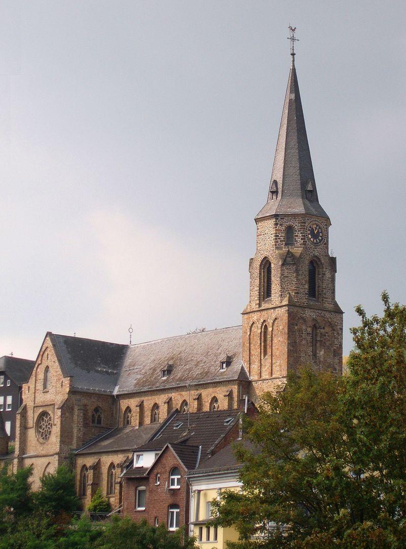 Bild Kirche St. Ignatius Betzdorf