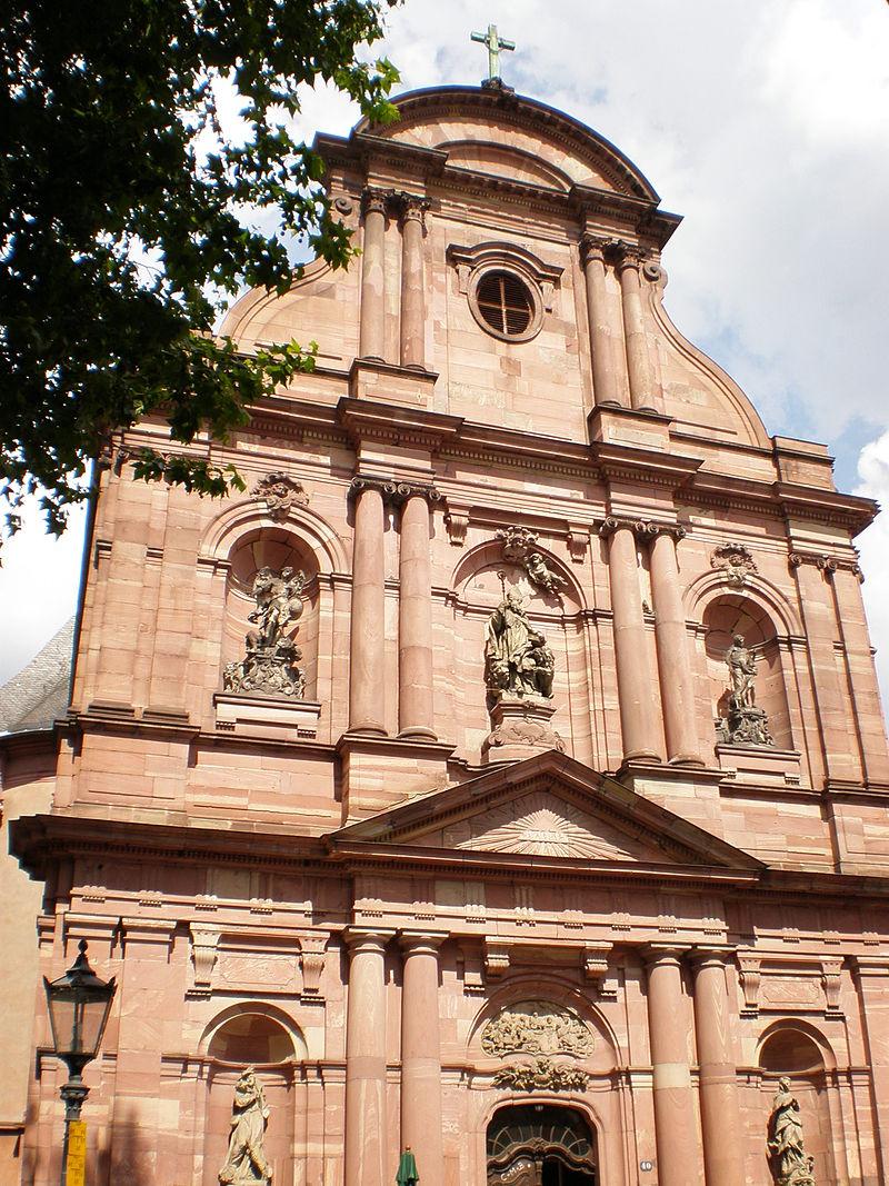 Bild St. Ignaz Kirche Mainz