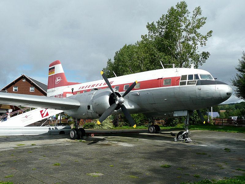Bild Flugzeugmuseum Cämmerswalde