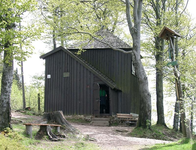 Bild Goethe Häuschen Ilmenau