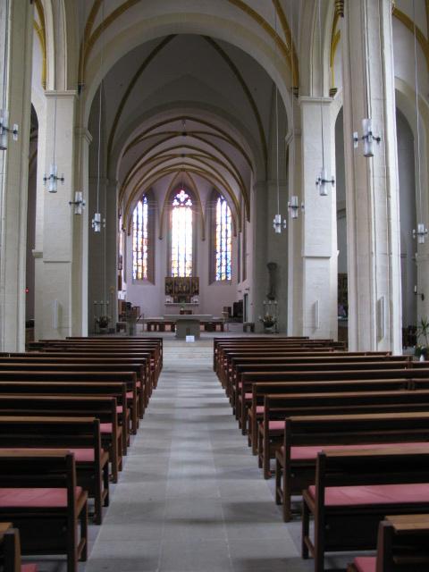Bild Kirche St. Sebastian Magdeburg