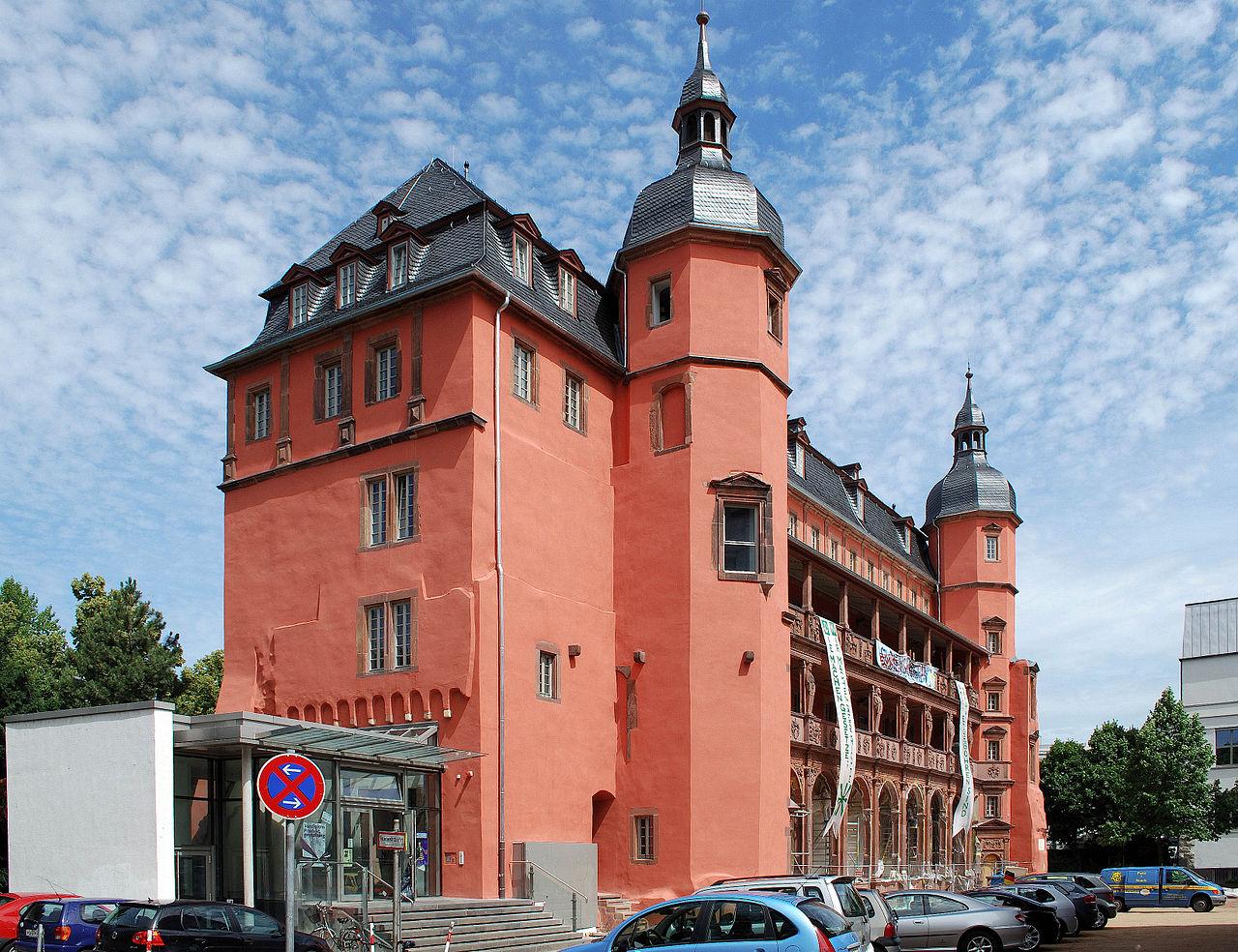 Bild Isenburger Schloss Offenbach am Main
