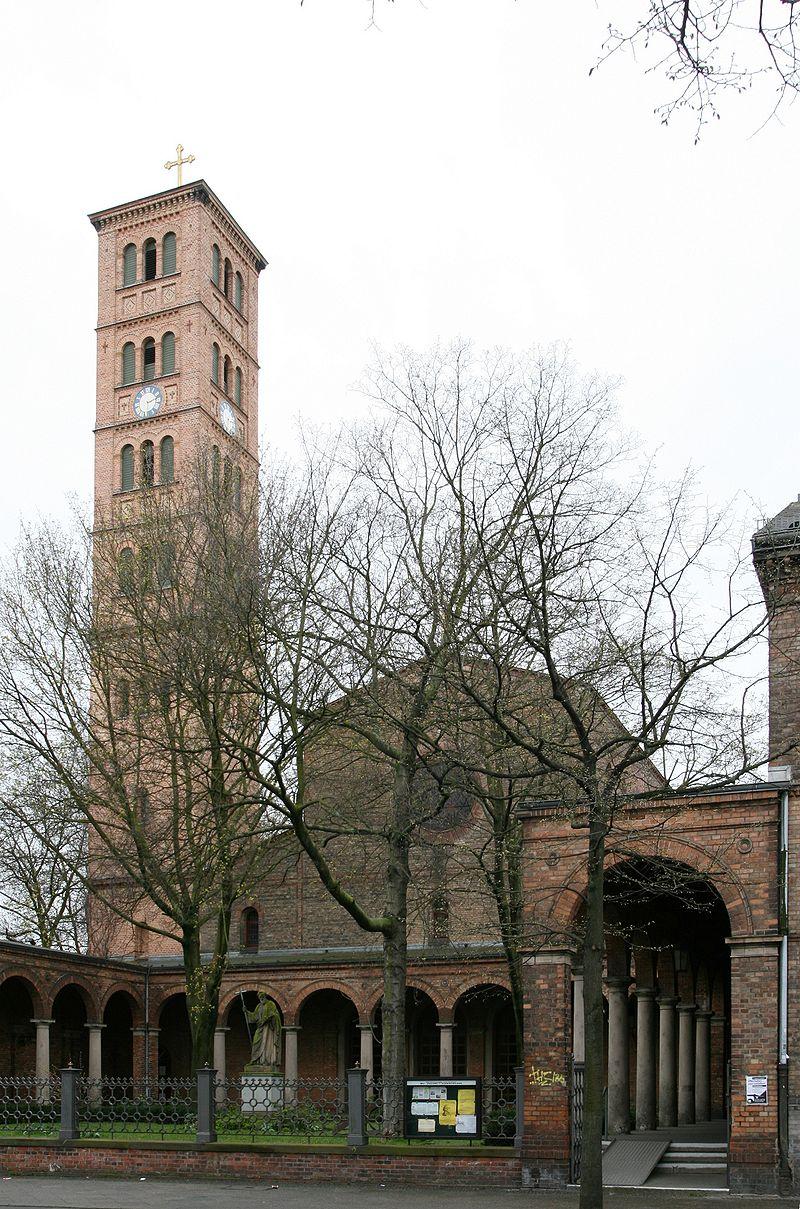 Bild St. Jacobi Kirche Berlin